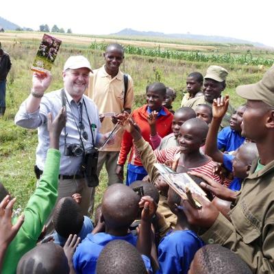 Ferngläser für Ruanda